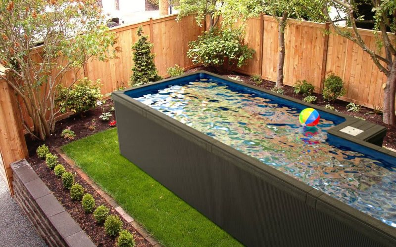 The Little Pool Co Instant Pools Timeless Lifestyle