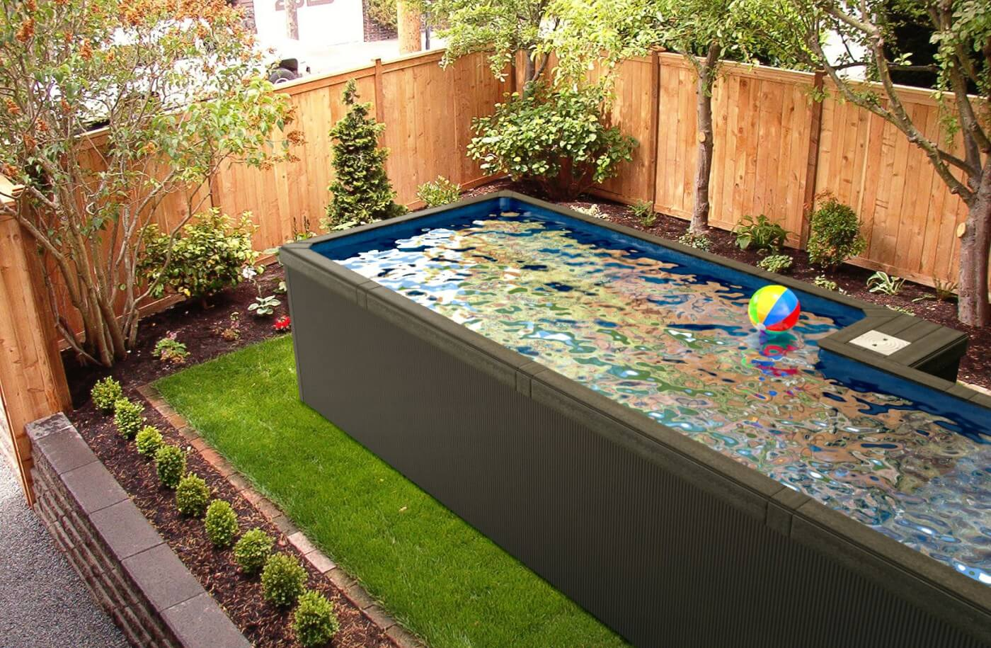 Cool Pools The Best Above Ground Pool Ideas To Transform Your Backyard