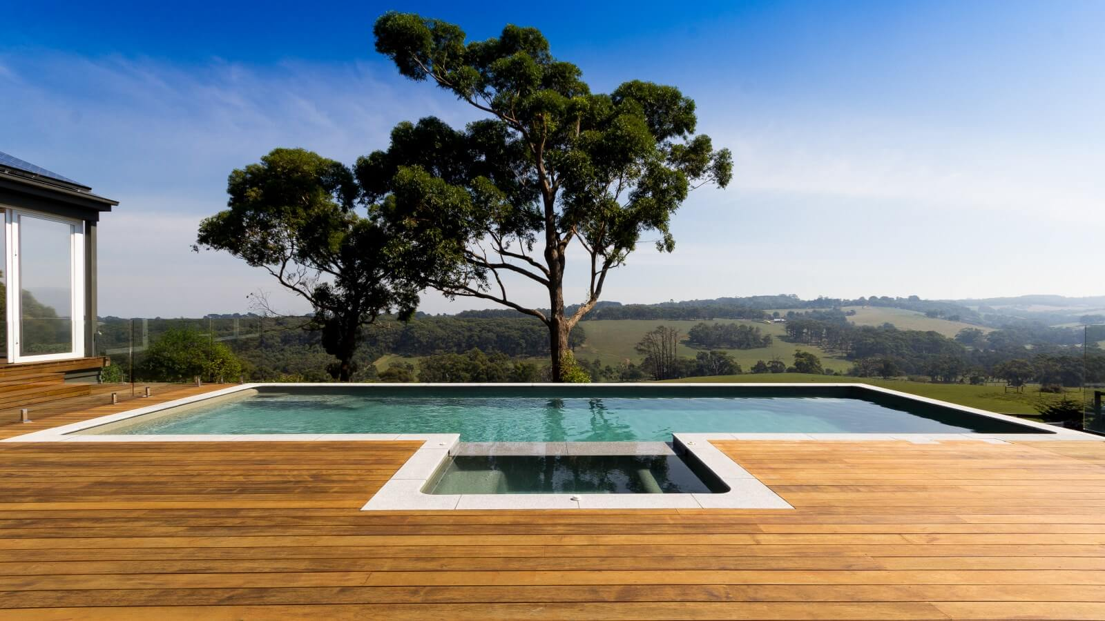 Cool pools the best above ground pool ideas to transform - Cool above ground pools ...