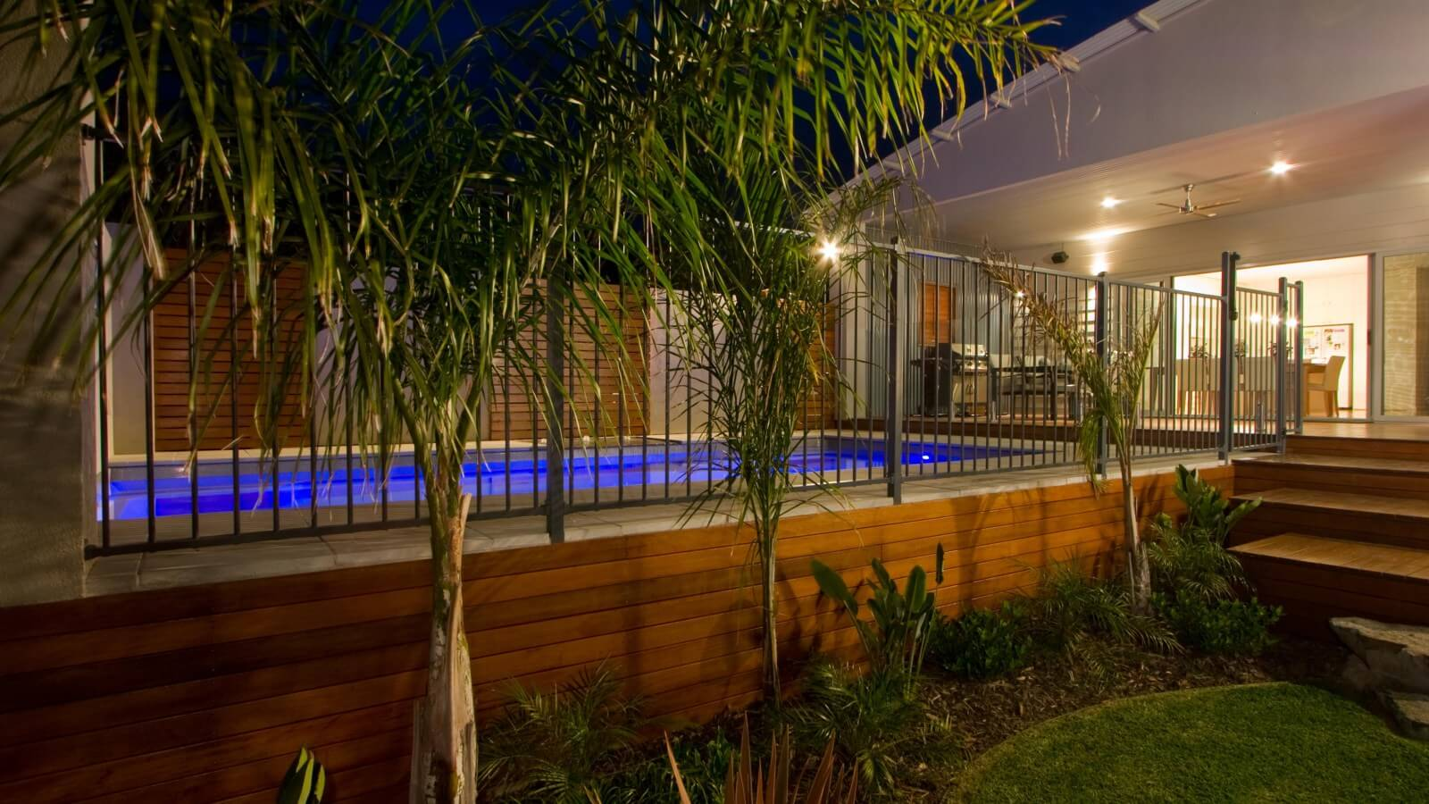 Cool pools the best above ground pool ideas to transform - Backyard above ground pool ideas ...