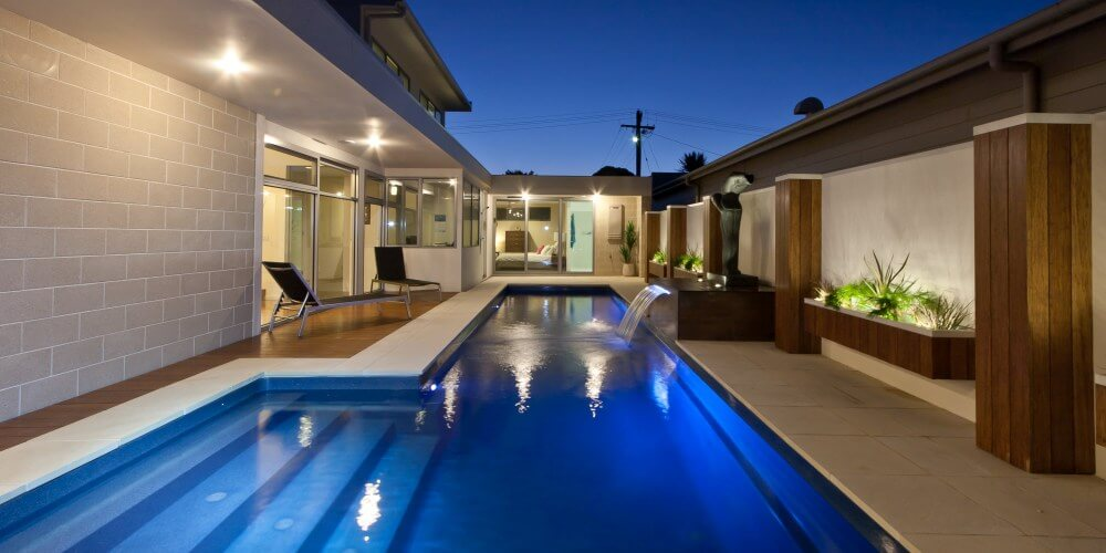 Swimming pool price guide Inground swimming pool cost