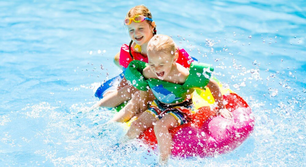 Swimming pools safe for the kids and whole family