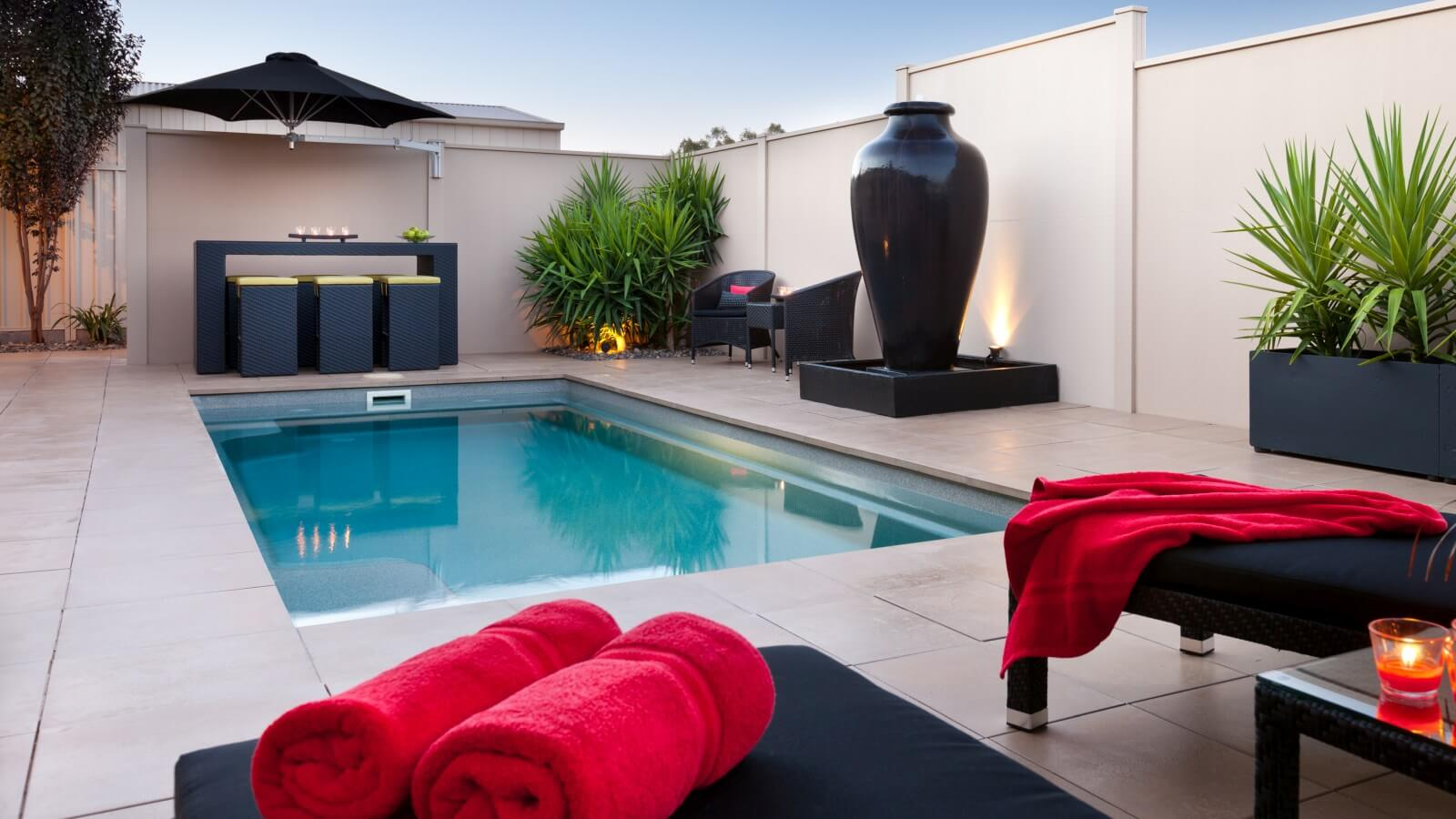 Cool Pools The Best Above Ground Pool Ideas To Transform
