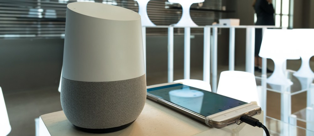 Intelligent pool management systems can be compatible with Google Home